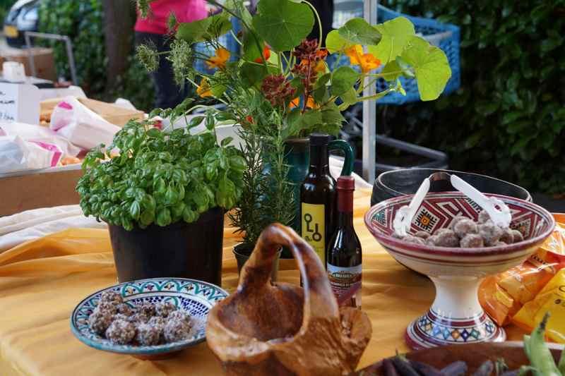 Foekje's Eko Food op Midzomernachtmarkt Traaij12
