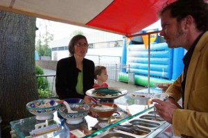 Foekje's Eko Food op Midzomernachtmarkt Traaij17